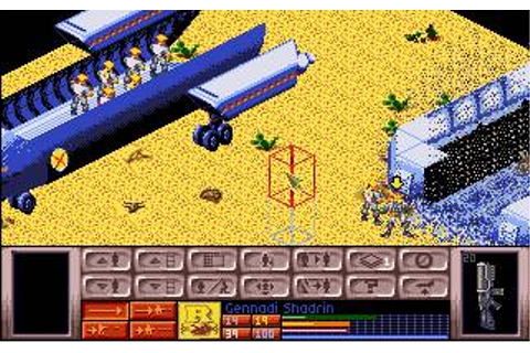 UFO: Enemy Unknown Download (1994 Amiga Game)