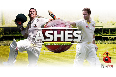 ASHES CRICKET 2017/18 GAME??? - YouTube