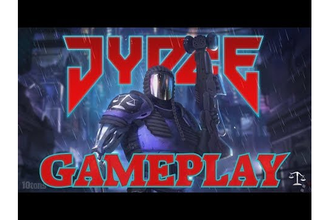 JYDGE | PC Indie Gameplay - YouTube