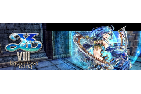 Ys VIII: Lacrimosa of DANA Trainer | Cheat Happens PC Game ...