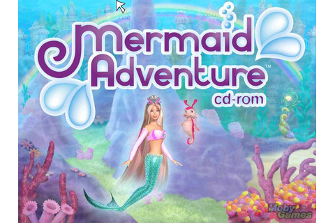 Download Barbie Mermaid Adventure (Mac) - My Abandonware