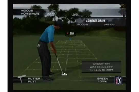 Tiger Woods PGA Tour 2004 - Royal Birkdale (Playstation 2 ...