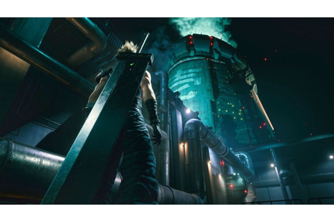 Check Out Some Stunning New Final Fantasy VII Remake ...