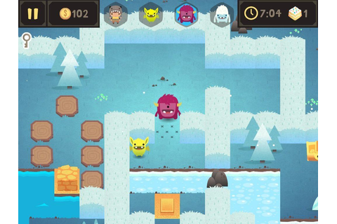 Adorable puzzler Monsters Ate My Birthday Cake will keep ...