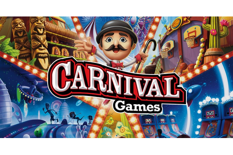 Carnival Games for Nintendo Switch review: A festival of ...