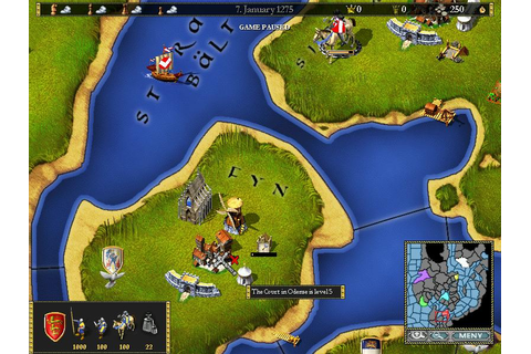 Games by Hiryuu: PC - Europa Universalis: Crown of the North