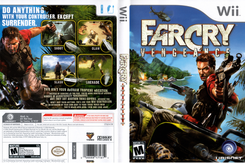 RCVE41 - Far Cry: Vengeance