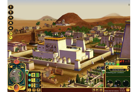 Immortal Cities: Children of the Nile Screenshots - Video ...