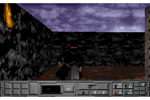 The Fortress of Dr. Radiaki (1994 - DOS). Ссылки, описание ...