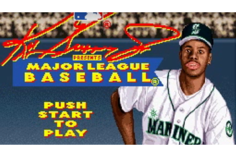 Reflecting on Ken Griffey, Jr. Presents Major League ...