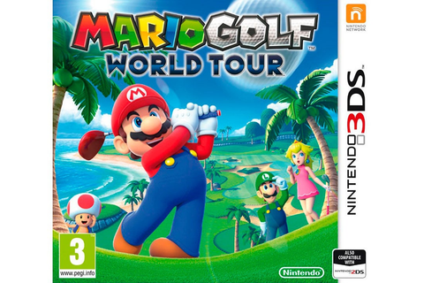 Mario Golf World Tour - 3DS/2DS Game | Multirama.gr
