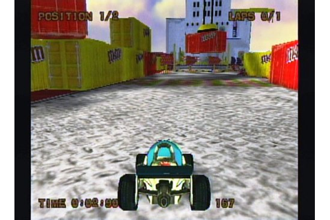 M&M's Kart Racing - Nintendo DS - Buy Online in UAE ...
