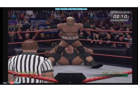 WWE RAW 2 Finishers And Signature Moves Part 1 Xbox ...