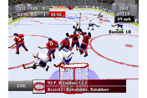 NHL 97 Game - Free Download Full Version For PC