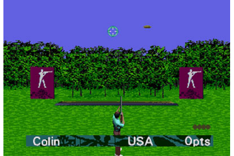 Olympic Summer Games: Atlanta 1996 Review for Genesis ...