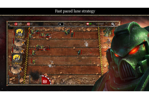 'Warhammer 40,000: Storm of Vengeance' hits the App Store