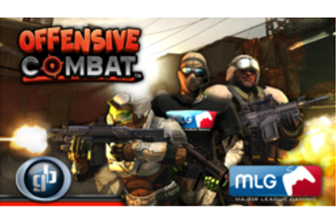 Major League Gaming Adds U4iA™ Games' Offensive Combat™ to ...