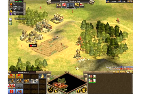 Rise of Nations: Thrones & Patriots Download Game ...