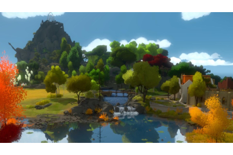 The Witness Walkthrough - All Witness Puzzle Solutions ...