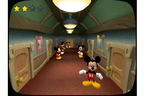 Disney's Magical Mirror Starring Mickey Mouse Screenshots ...