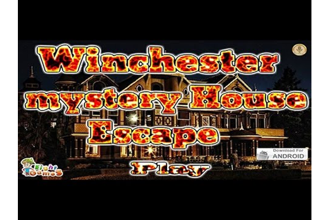 Winchester Mystery House Escape Walkthrough (Eightgames ...