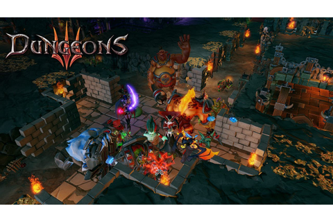 Dungeons 3 - Teaser (EU) - YouTube