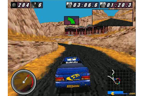 International Rally Championship (1997) - PC Game