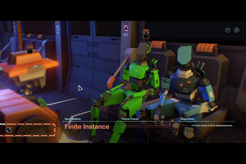 Subsurface Circular is a good robot mystery game — but it ...