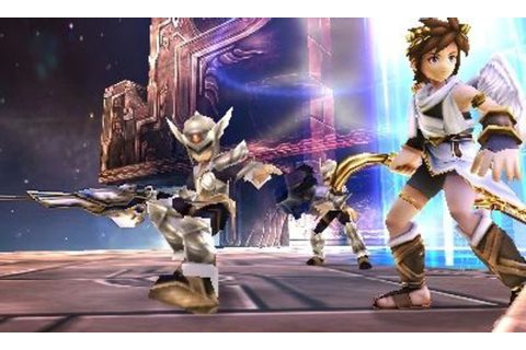 Kid Icarus: Uprising 3DS review - Nerd Reactor