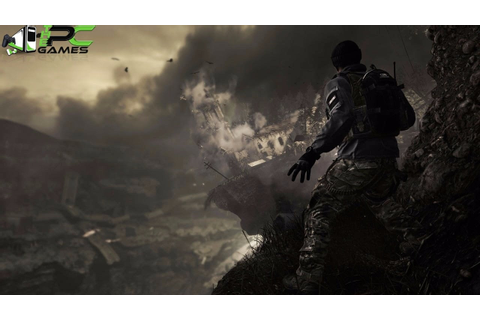 Call of Duty Ghosts PC Game Repack Free Download