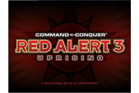 Get Free Pc Games: Command & Conquer Red Alert 3: Uprising