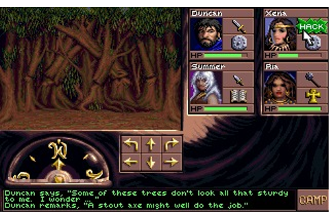 Eye of the Beholder III: Assault on Myth Drannor Game Download