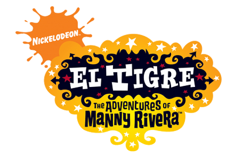 El Tigre: The Adventures of Manny Rivera | Logopedia ...