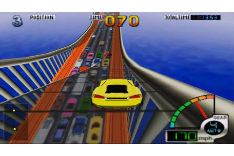 California Speed (Nintendo 64 Gameplay) - YouTube