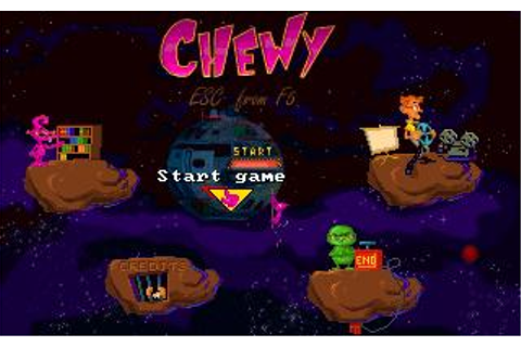 Chewy: ESC from F5 Download (1997 Adventure Game)