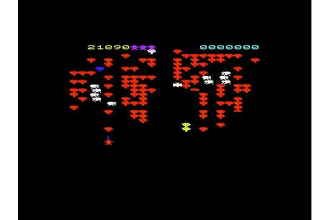 MUSHROOM ALLEY 8kb exp CENTIPEDE CLONE COMMODORE VIC20 VIC ...
