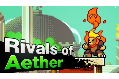 What is Rivals of Aether? - YouTube