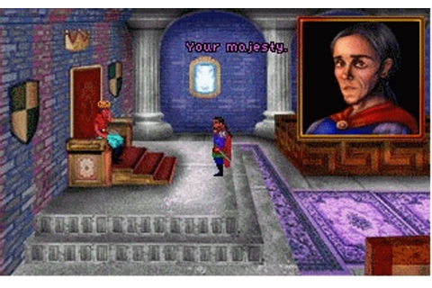 Download King's Quest II: Romancing The Stones Game - TECK ...