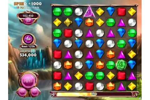 Bejeweled Blitz (PC Version): Rules, Records and General ...