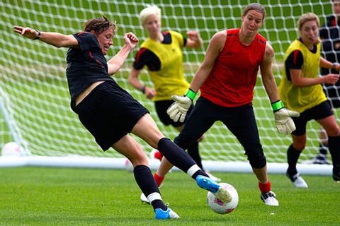 Olympic soccer: Are US women facing the future in France ...