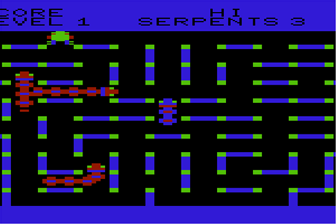 Download Serpentine - My Abandonware