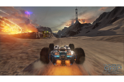 Grip Combat Racing To Release This November On PC And Consoles