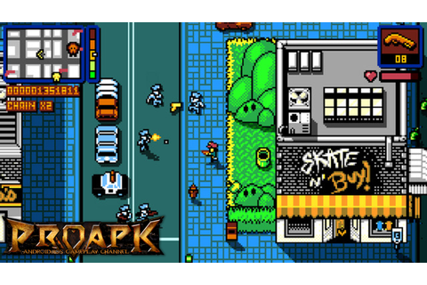 Retro City Rampage DX Gameplay iOS / Android - PROAPK ...