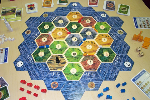 Draw and Play Your Own Settlers of Catan Game From Scratch ...