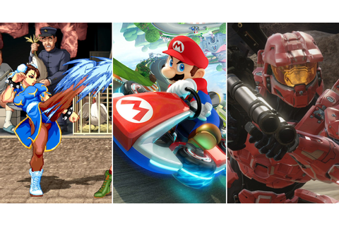 The best multiplayer video games ever: From Mario Kart to ...