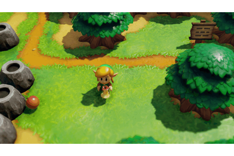Check out Zelda: Link's Awakening's first ten minutes - VG247
