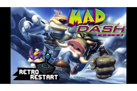 Mad Dash Racing - Big Pig Racing - Let's Play Xbox! - YouTube