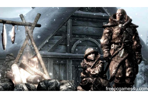 The Elder Scrolls V Skyrim Dragonborn Free Download PC Game