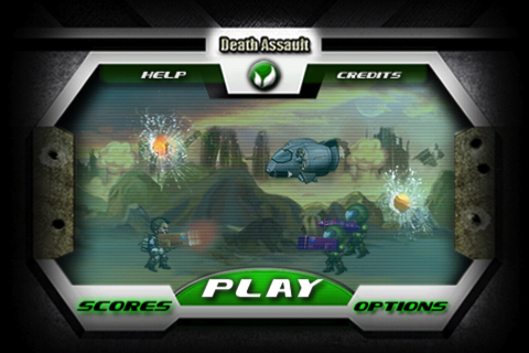 Death Assault review (iPod/iPhone) | ArcadeLife : Life vs ...