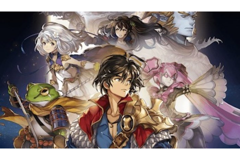 New Single Player Japanese RPG Another Eden Coming January ...